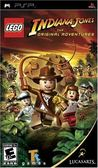 PSP Lego Indiana Jones: The Original Adventures 樂高印地安納瓊斯(美版代購)