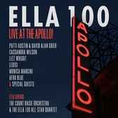 【停看聽音響唱片】【CD】艾拉.費茲潔蘿:100週年誕辰紀念 阿波羅劇院現場錄音