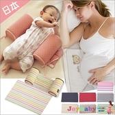 嬰兒防側翻枕頭+防吐奶三角枕-孕婦枕-JoyBaby