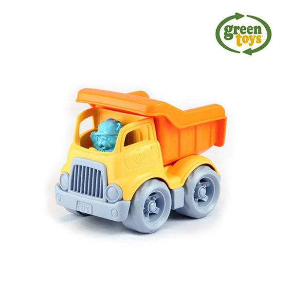 【美國Green Toys】小河馬翻斗車