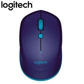 Logitech 羅技 M337 藍牙無線滑鼠 藍