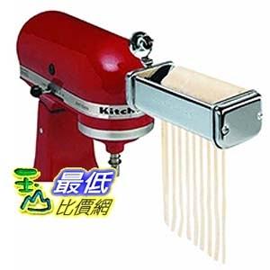 [美國直購] Kitchenaid KPRA Pasta Roller and cutter for Spaghetti and Fettuccine 攪拌機配件