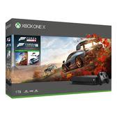 【限時下殺】Xbox One X 1TB極限競速:地平線 4同捆組【再送藍牙無線控制器、戰爭機器4序號卡】
