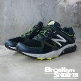 New Balance T610 Gore Tex 深藍 螢光綠 越野 輕量 跑鞋 男(布魯克林)2018/11月 MT610GX5