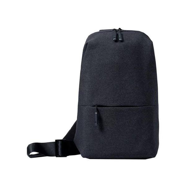 小米多功能都市休閒胸包 斜背包