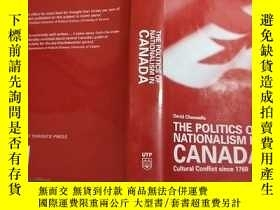二手書博民逛書店(英文原版)The罕見Politics of Nationali