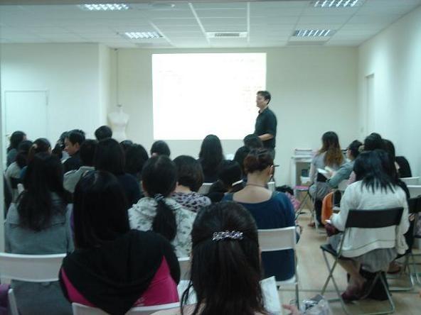台北站前媽媽餵 - 臍帶印章製作,寶寶取好名課程 2011.4.14