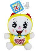 【卡漫城】 小叮鈴 玩偶 ㊣版 Doraemon 絨毛娃娃 多拉 哆啦美 吊飾 擺飾 哆啦A夢 妹妹 Doremi 吸盤