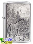 [美國直購 ShopUSA] Zippo Timberwolves Emblem Lighter 20855 $1316