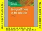 二手書博民逛書店Energieeffizienz罕見in Der IndustrieY405706 Markus Blesl