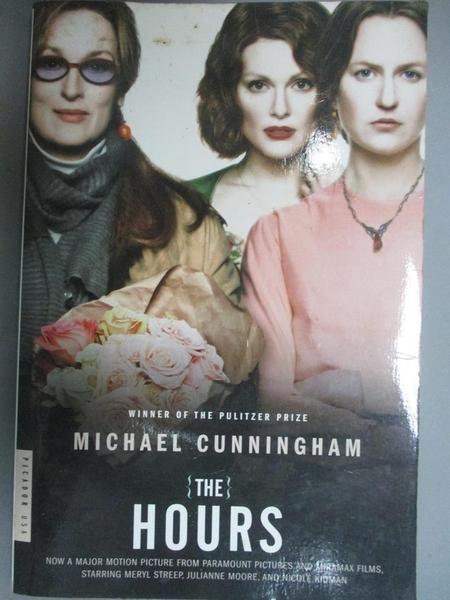 【書寶二手書T3/原文小說_GHI】The Hours_Cunningham, Michael