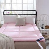 床墊 床墊1.8m床褥子1.5m雙人墊被褥學生宿舍單人0.9米1.2m海綿榻榻米 米蘭街頭IGO