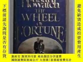 二手書博民逛書店英文原版罕見The Wheel of Fortune by Su
