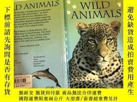 二手書博民逛書店wild罕見animal s 野生動物Y200392 不祥