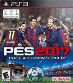 PS3 Pro Evolution Soccer 2017 世界足球競賽 2017(美版代購)