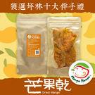 【Mango House】屏東枋山愛文芒果乾(90g/包) 木曜4超玩推薦