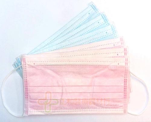 [台灣製] 加利拋棄式 醫療口罩(50入) 兩色可選