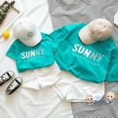 親子裝 兒童短袖t恤夏季2020新款親子裝t恤母子裝一家三口裝體恤全家裝潮