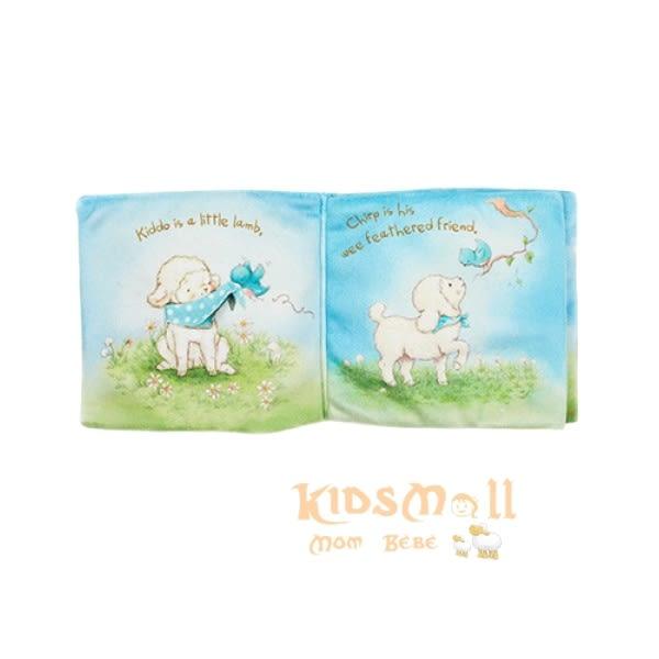 美國Bunnies By The Bay海灣兔,Kiddo布書,Kiddo's Rainy Play Day Soft Book