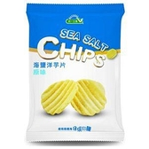 統一生機~海鹽洋芋(原味)50公克/包