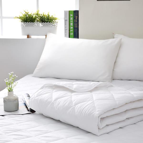 【台灣製造!保潔墊】單人床包式超透氣柔軟保潔墊3.5*6.2尺