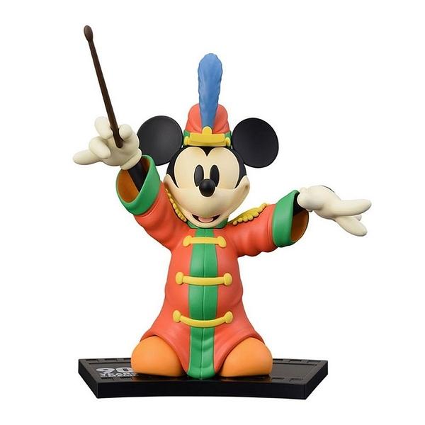【震撼精品百貨】米奇/米妮_Micky Mouse~ MICKEY ANNIVERSARY 週年紀念系列指揮家造型公仔#28328