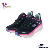 Skechers運動鞋 女鞋 D LUX WALKER 健走鞋 跑步鞋 慢跑鞋 足弓鞋墊 U8263#丈青◆OSOME奧森鞋業