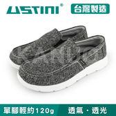 【USTINI 我挺你健康鞋】超輕量涼感走路鞋 男款 (淺灰 UMI-16-LGY)