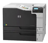 HP CLJ Enterprise M750dn 彩色雷射印表機