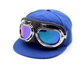 正韓兒童飛行員男童鴨舌帽子春秋季全館免運街拍潮流嘻哈帽女童棒球帽 全館八五折