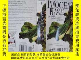 二手書博民逛書店The罕見Innocent Mage(詳見圖)Y6583 Karen Miller (Author), Kir