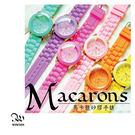 馬卡龍矽膠錶-WINCEYS...