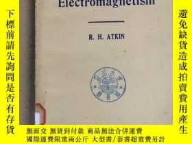 二手書博民逛書店theoretical罕見electromagnetism(P1174)Y173412