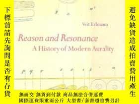 二手書博民逛書店Reason罕見And ResonanceY364682 Veit Erlmann Zone Books 出