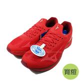 (B4)MIZUNO 美津濃 DUEL SONIC 男鞋 寬楦 路跑鞋 慢跑鞋 輕量 U1GD203656 紅 [陽光樂活]
