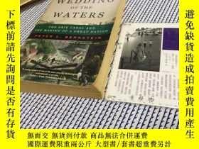 二手書博民逛書店英文原版罕見wedding of the waters : th