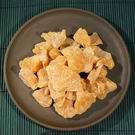 【佳瑞發‧纖果多///鳳梨///小包裝】以原色原味呈現,無添加防腐劑的蜜餞。純素