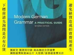 二手書博民逛書店Modern罕見German GrammarY256260 Ruth Whittle Routledge 出