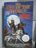 【書寶二手書T8/原文小說_LQI】The Eye of The World_Robert