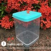 一組(底+蓋) 675CC PP立方體盒【S022】餅乾盒 保鮮盒 收納盒 包裝盒 糖果喜餅盒 塑膠盒