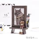 韓式可愛貓咪擺台相框 6寸創意兒童卡通辦...