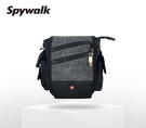 SPYWALK 灰色多夾層腿包 NO:S9233