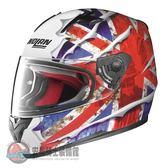 [中壢安信]義大利 Nolan N64 #16 SET FLAG 英國旗 輕量 透氣 全罩 安全帽