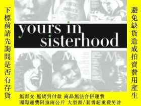 二手書博民逛書店Yours罕見In Sisterhood: Ms. Magazi