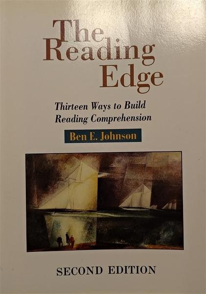 (二手書)The Reading Edge : Thirteen Ways to Build Reading Comprehension