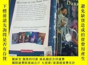 二手書博民逛書店MYSTERY罕見OF THE DARK TOWERY27163