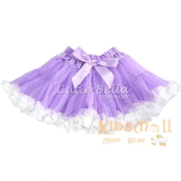 Cutie Bella蓬蓬裙Lilac/Cream,90/110CM