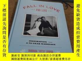 二手書博民逛書店FALL罕見ON LOVE FOR LIFE 最浪漫的事是陪你慢慢變老Y160831