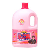 妙管家彩漂-彩色漂白水-玫瑰花香3000g*4入(箱)【愛買】