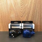 淞亮【NDM 奈米負離子陶瓷飾品 藍色/黑色】小鯨魚 有效降低亞硝酸濃度 淨化水質 蝦缸 魚事職人